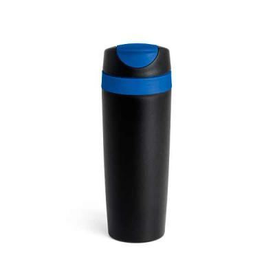 FCFIT Bolsas Thermal Bags - Copo para viagem. PP. Com parede dupla e tampa. Capacidade até 510 ml. Food grade. ø75 x 221 mm
