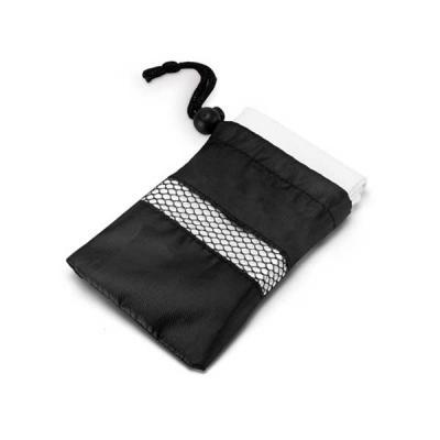 FCFIT Bolsas Thermal Bags - Toalha para esporte. Microfibra: 210 g/m². Fornecida com bolsa em 190T. 300 x 300 mm | Bolsa: 110 x 140 mm