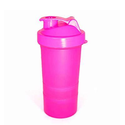 Coqueteleira FIT // PINK // 400ML  Características do produto: ------------------------------------------------  * Cores disponíveis: Preta e Pink * C...