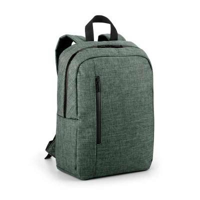 fcfit-bolsas-thermal-bags - Mochila para notebook. 600D de alta densidade. Compartimento forrado, com 2 divisórias almofadadas para notebook até 14'' e tablet 9.7''. Bolso fronta...