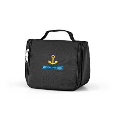 FCFIT Bolsas Thermal Bags - Nécessaire. Microfibra. Com vários bolsos interiores e gancho de pendurar. 200 x 160 x 85 mm