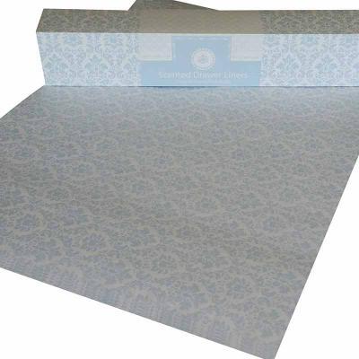 Croma Microencapsulados - Papel de gaveta perfumado com 5 folhas.   Produto totalmente diferenciado, sofisticado e envolvente. Proporciona a perfeita forração de gavetas, para...