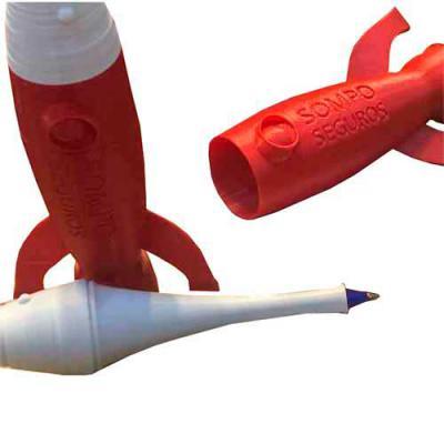 OALOO IMPRESSÃO 3D - Caneta totalmente personalizada feita em impressão 3D.