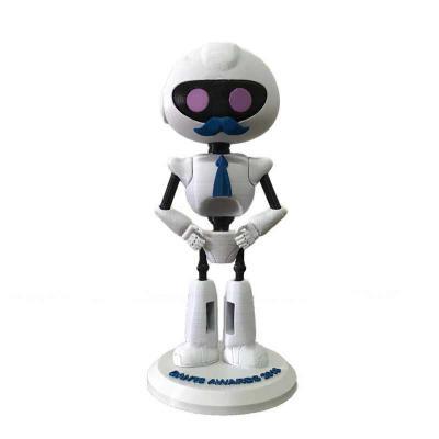 Mascote 3D - OALOO IMPRESSÃO 3D
