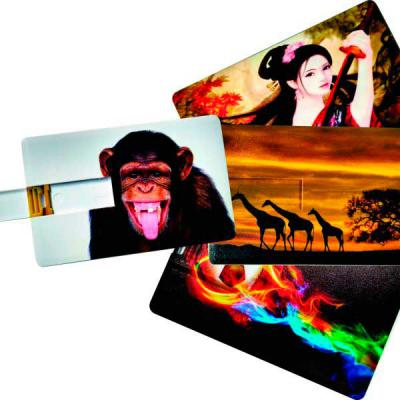 Pen card com capacidade de 4GB, 8GB, 16GB E 32GB, gravação digital sem limites de cores nos 02 lados, muito mais qualidade na gravação de seu arquivo...