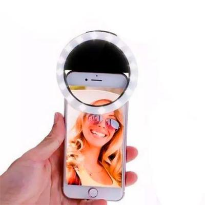 Renova Brindes - Luz de led recarregável para iluminação de fotos e selfies para celulares. Suas fotos muito mais iluminadas e nítidas.