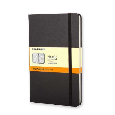 Moleskine Brasil - Este caderno é um dos clássicos mais vendidos da Moleskine. Este companheiro de viagem confiável, perfeito para textos, pensamentos e notas de passage...
