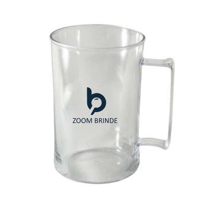 Zoom Brinde - Caneca acrílica de 500ml/350ml Promocional.  Excelente brinde com custo e benefício.