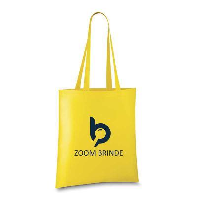 Zoom Brinde - Sacola TNT 100gr Personalizada, alça inteira de 60cm.  Medida: 41,5x37,5cm Excelente sacola para o seu evento, produto de ótima qualidade.