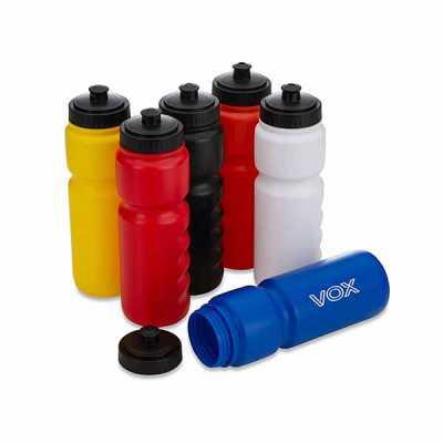 Zoom Brinde - Squeeze plástica