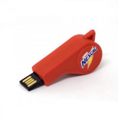 - Pen drive emborrachado personalizado