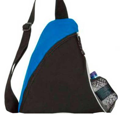 deoliver-brindes-promocionais - Mochila transversal esportiva personalizada