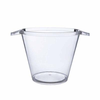 Balde de gelo personalizado - Plasmold