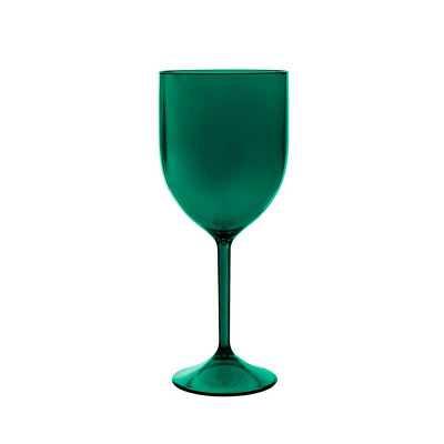 Taça de vinho personalizada - Bordô