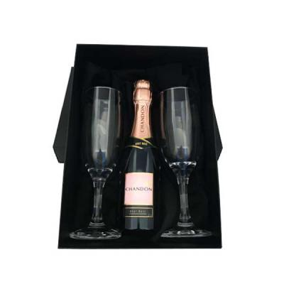 KIT ESPUMANTE BABY CHANDON ROSE ...