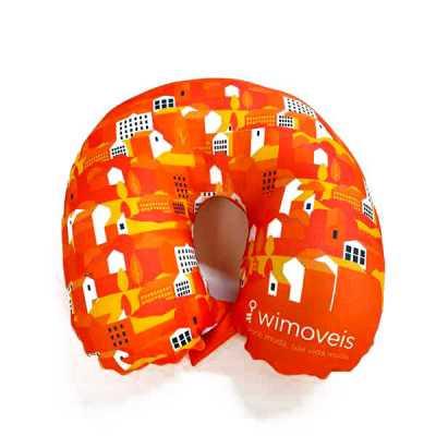 Rnaza Prana Material Promocional - Travesseiro de pescoço (almofada para pescoço)