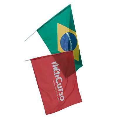 Bandeirinha plástica - Rnaza Prana Material Promocion...