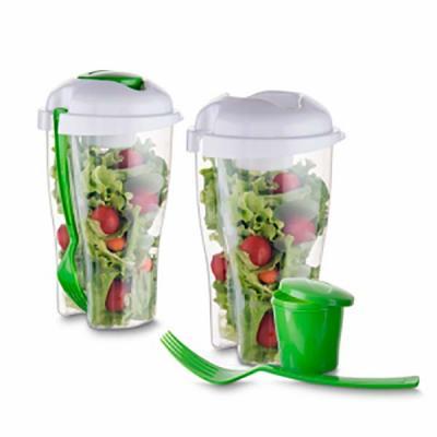 Copo para Salada de plástico