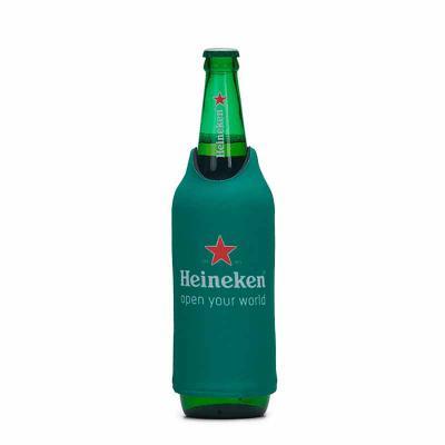 Porta garrafa personalizado em neoprene anatômico - Rnaza Prana Material Promocion...