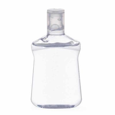 Álcool gel em frasco plástico com 250ml. Composição: Aqua, Hydroxyethylcellulose, Aloe Barbadensi...