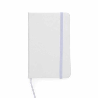 Caderno em couro sintético