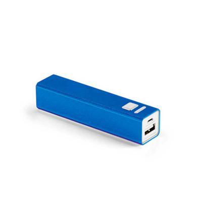 Bateria portátil retangular