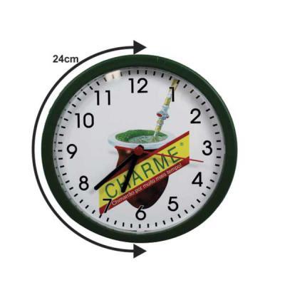 Aguia Brindes - Relógio Redondo