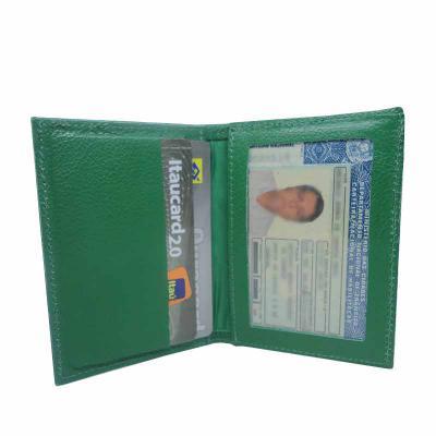 Porta CNH com cartões