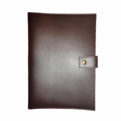 Porta Manuais e Documentos em Sintético, medidas de 18X25 cm, com fechamento em botão de pressão ...