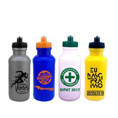 leo-brindes-personalizados - Squeeze Personalizado 500 ml Plástico