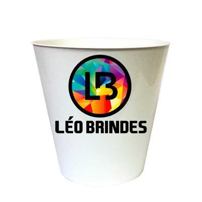 leo-brindes-personalizados - Balde de pipoca