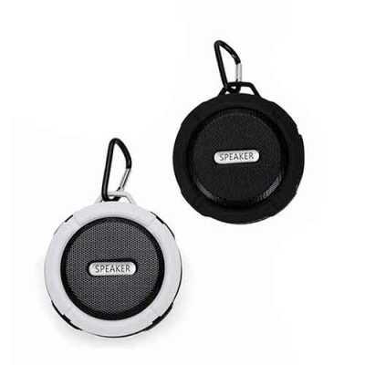 Caixa de Som Bluetooth Resistente a Água - Qmais Promo