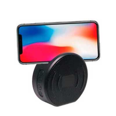 Caixa de som Bluetooth Portátil Sem Fio - Qmais Promo