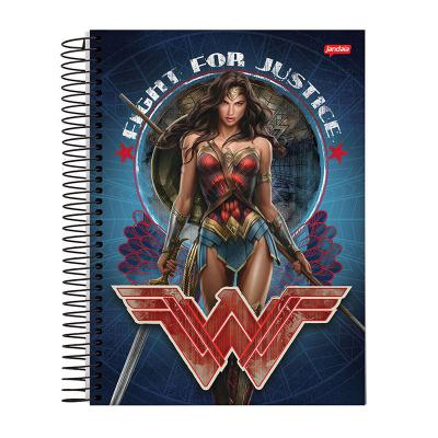 Jandaia - Caderno universitário capa dura, capa personalizada 4x0 cor, laminação...