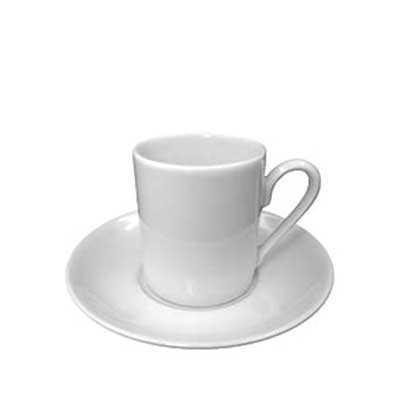 lb-brindes - xícara de café brasilia 75ml