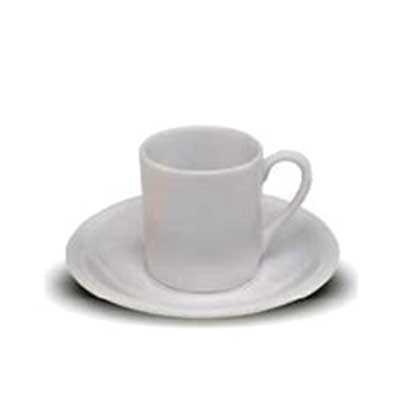 lb-brindes - xícara de café reta 70ml