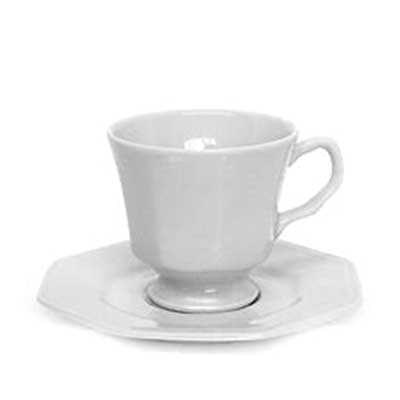 LB Brindes - xícara de café sextavada