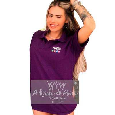 Camisas Polos - A Rainha do Abadá