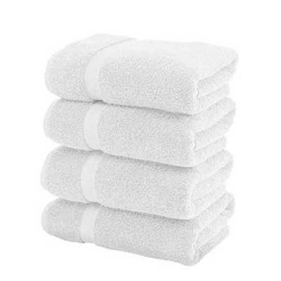- Toalha de banho 100% algodão diversas cores personalizadas em silk ou bordado