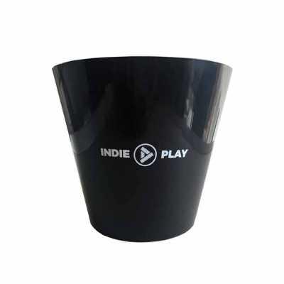 Cooler 6 latas MEDIDAS: 29,5 cm de altura com a tampa x 19,0 cm de diâmetro CAPACIDADE: 4 Litros ...