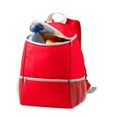 Térmica tipo mochila personalizada - EV Brindes