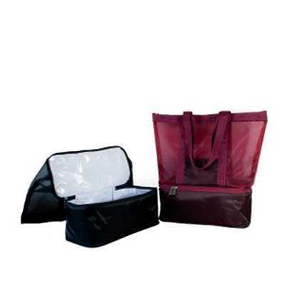 Tamanho : 37 x 20 x 42  cm  Materiais disponíveis: Nylon 70   Nossos produtos são 100% personalizáveis, o que permite que sua identidade visual se tor... - EV Brindes
