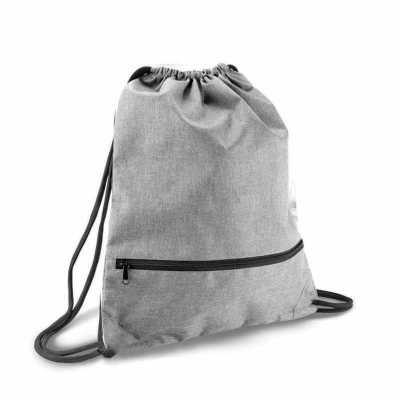 Mochila saco Com Bolso Frontal. Personalizada em diversos cores. Tamanho: 33 x 43 cm. Fabricamos ...