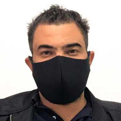 MÁSCARA DE PROTEÇÃO NEOPRENE
