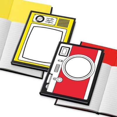 gs-promo - Caderno Personalizado