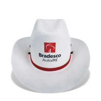 Chapéu Cowboy Personalizado - GS Promo