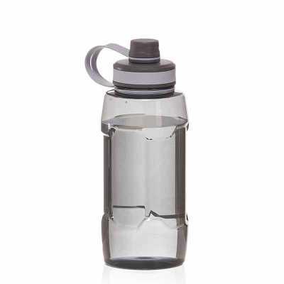 Garrafa plástica com alça de mão, tampa e bico rosqueável. Capacidade 1.500ml. - ArtPromo
