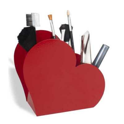Organizador Coração Amor Vermelho