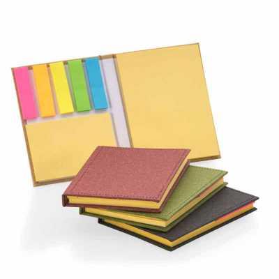 artpromo - Bloco de anotações com capa dura