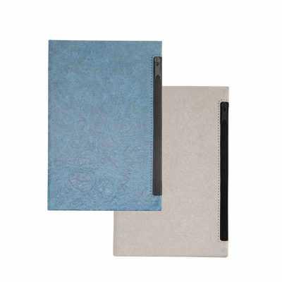 ArtPromo - Caderno de anotações com porta objeto